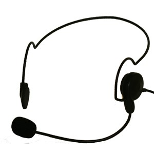 XLT HS200-S6 Headset with Boom Mic