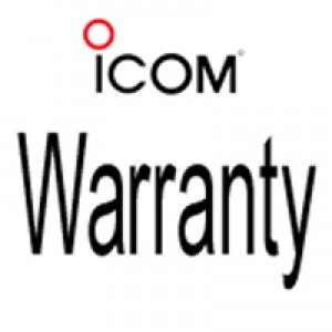 Icom Land Mobile Extended Warranty - 3 Years