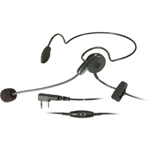 Kenwood KHS-22 Behind-the-Neck Headset with Boom Microphone