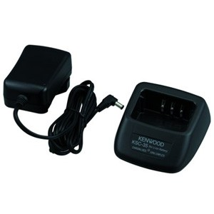 Kenwood KSC-35S Rapid Charger