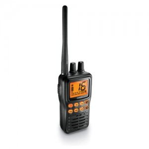Uniden MHS75 Submersible Handheld Two Way VHF Marine Radio