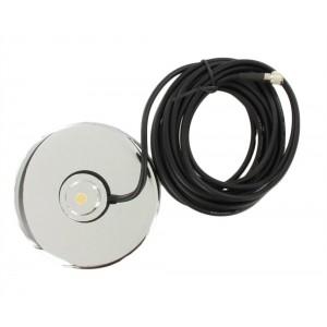 "Tram Magnet Mount w/ Cable (5"", Chrome, NMO, Mini-UHF)"
