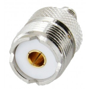 SMA Female To UHF Female Adapter