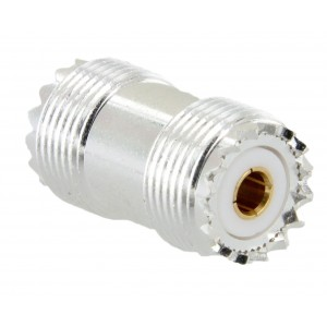 UHF Female To UHF Female Adapter