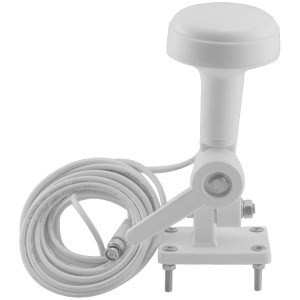 "Tram 1655 8"" GPS Marine Antenna with Mount"