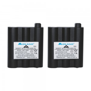 Midland AVP17 Rechargeable Battery Packs