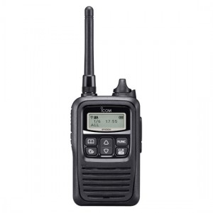 Icom IP100H Two Way Radio For Wireless Networks (WiFi)