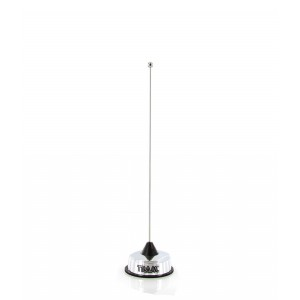 Tram 1126 NMO Quarter Wave Antenna (410-490 MHz / Chrome)