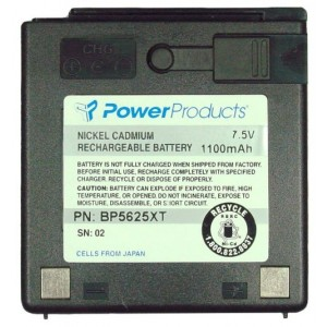 Power Products 7.5V / 1100 mAh / NiCd Battery (KNB5A)