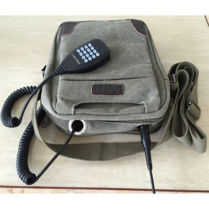 Leixen Shoulder Bag for VV-898S/SP Back Pack Radios