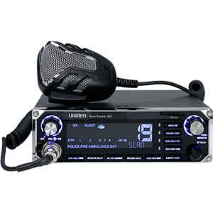 Uniden BearTracker 885 Hybrid CB Radio / Digital Scanner