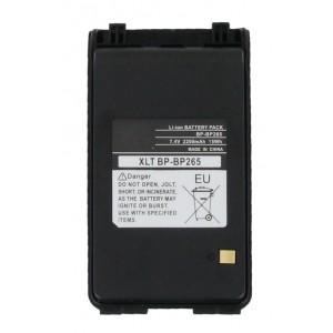 XLT BP-BP265 7.4V Li-Ion Battery For Icom Radios