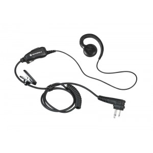 Motorola Swivel Earpiece w/PTT (HKLN4604)