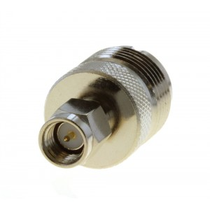 Tram 5778 SMA Male to UHF Female (SO-239) Adapter
