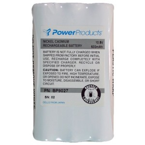 Power Products 10.8V / 600 mAh / NiCd Battery (HNN9027A)