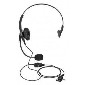 Vertex Standard VH-150B Over the Head VOX Headset w/ Mic