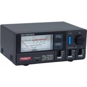 Diamond Antenna SX600 Dual Band Power/SWR Meter
