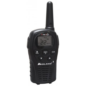 Midland LXT500VP3 Two Way Radios With Charger