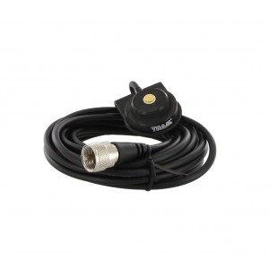 Tram 1246-B NMO Trunk Mount w/ 17' Cable (PL-259 / Black)