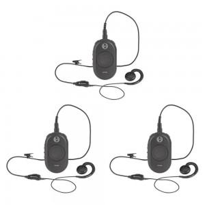 Motorola CLP1040 Radio Three Pack