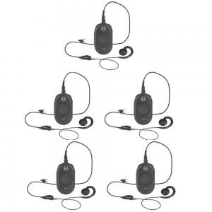Motorola CLP1040 Radio Five Pack