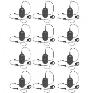 Motorola CLP1010 Radio Twelve Pack
