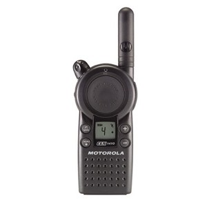 Motorola CLS1410 Two Way Radio - Daily Rental