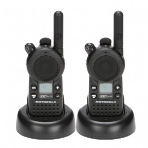 Motorola CLS 1410 Radio Two Pack