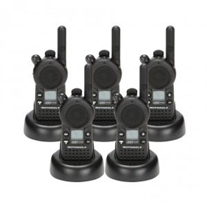 Motorola CLS1410 Radio Five Pack