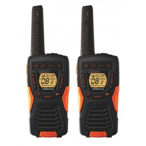 Cobra ACXT1035R FLT Floating Waterproof FRS Two Way Radios