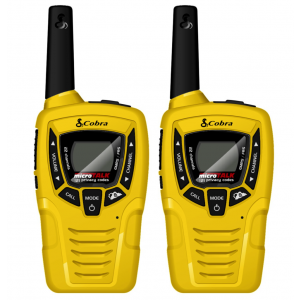 Cobra microTALK CX335 Two Way Radios