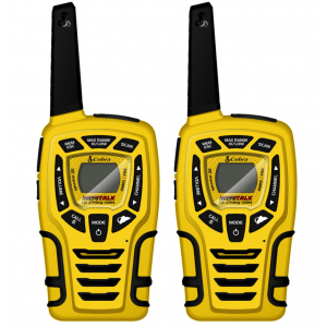 Cobra microTALK CX445 Two Way Radios
