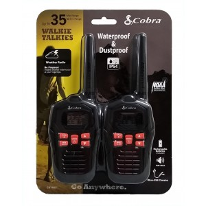 Cobra CXY805 FRS Two Way Radios