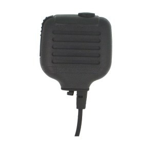 XLT SM200-KW2 Speaker Microphone w/ Listen Only Port