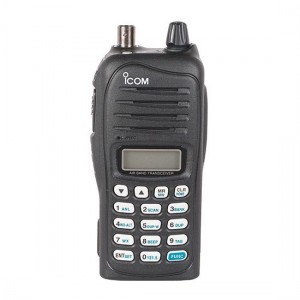 Icom IC-A14 VHF Air Band Radio with Keypad