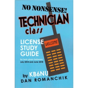 No Nonsense License Study Guide - Technician Class