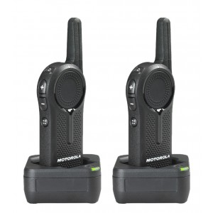 Motorola DLR1020 Radio Two Pack