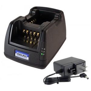 Endura Dual Unit Charger For Icom IC-F52D/F62D (EC2M-IC8LI-D)