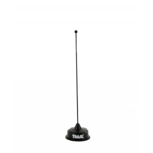 Tram 1126-B NMO Quarter Wave Antenna (410-490 MHz / Black)