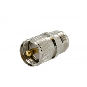 Tram 5185 UHF Male to N Female Adapter
