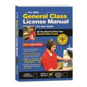 ARRL General Class License Manual (8th Edition)