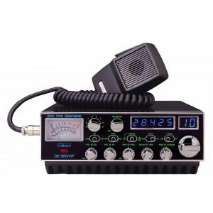 Galaxy DX 98VHP 10 Meter Amateur Mobile Radio