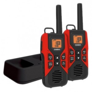 Uniden GMR3055-2CK Two Way Radios with Charger