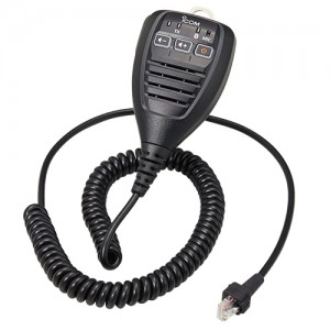Icom Hand Microphone for BC-218 Bluetooth Car Charger (HM-215)