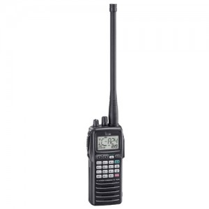 Icom A24 VHF Air Band Radio with Navigation
