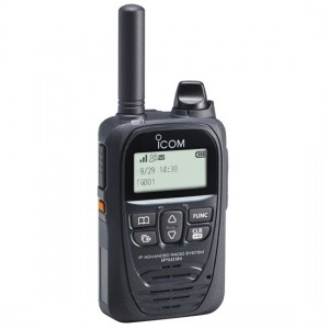 Icom IP501H Sim Card / LTE Two Way Radio - Daily Rental