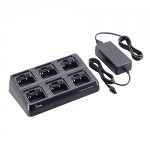 Icom BC-197-51 Multi-Unit (6) Desktop Charger