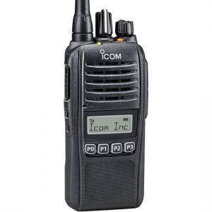 Icom F1100DS/F2100DS IDAS Digital Two Way Radio With Display
