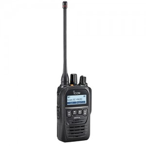 Icom F52D / F62D Compact Digital Two Way Radio