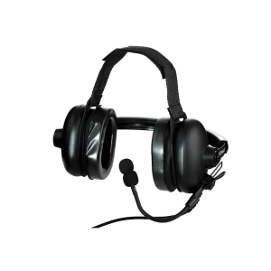 Kenwood KHS-10D-BH Heavy Duty Noise Reduction Headset (behind-the-head / 2-pin)